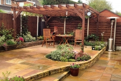 Pergola Landscaping Garden Patio Perfect Ponds and Landscaping
